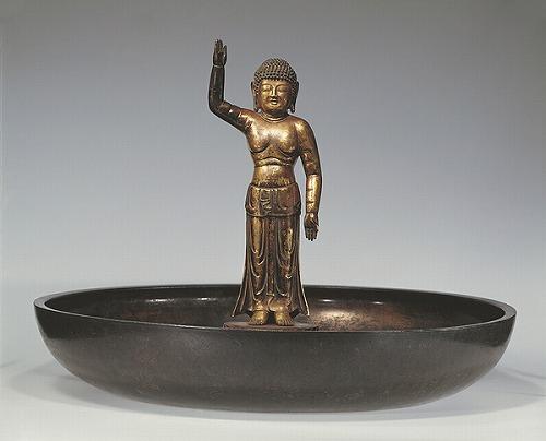 東大寺誕生釈迦仏