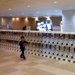成田空港ガチャガチャコーナー